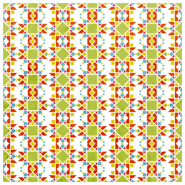 NeatoShop: Geometric Lines Native Pattern