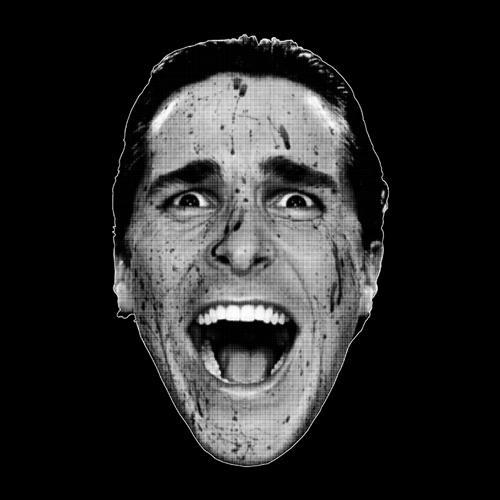 Five Finger Tees: American Psycho T-Shirt