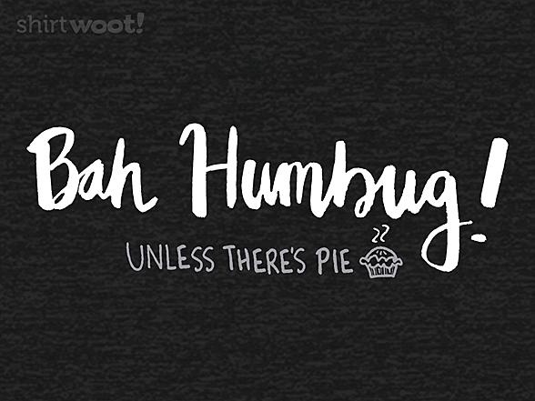 Woot!: Anti-holidays (Unless Pie)