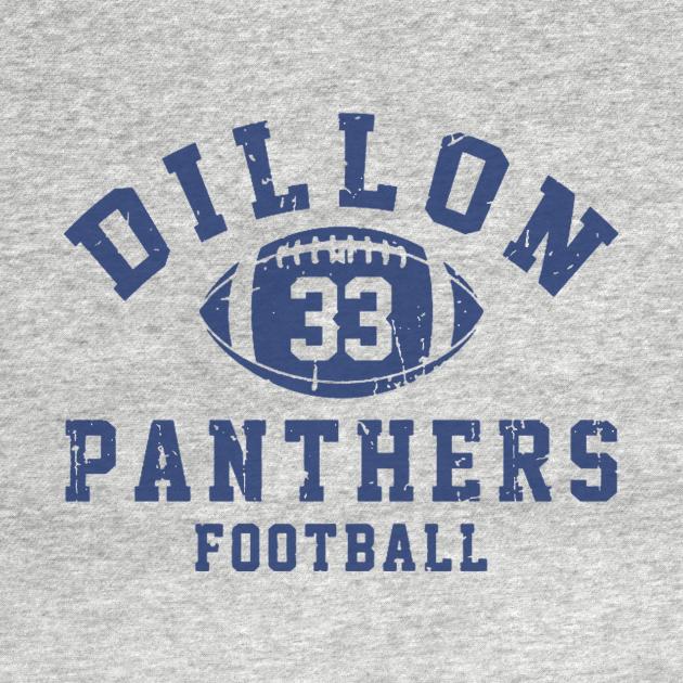 TeePublic: Dillon Panthers Football