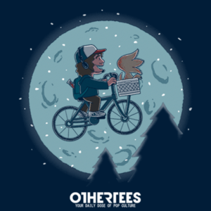 OtherTees: Strangest friends