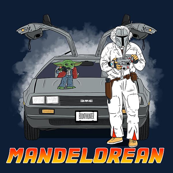 NeatoShop: ManDELOREAN