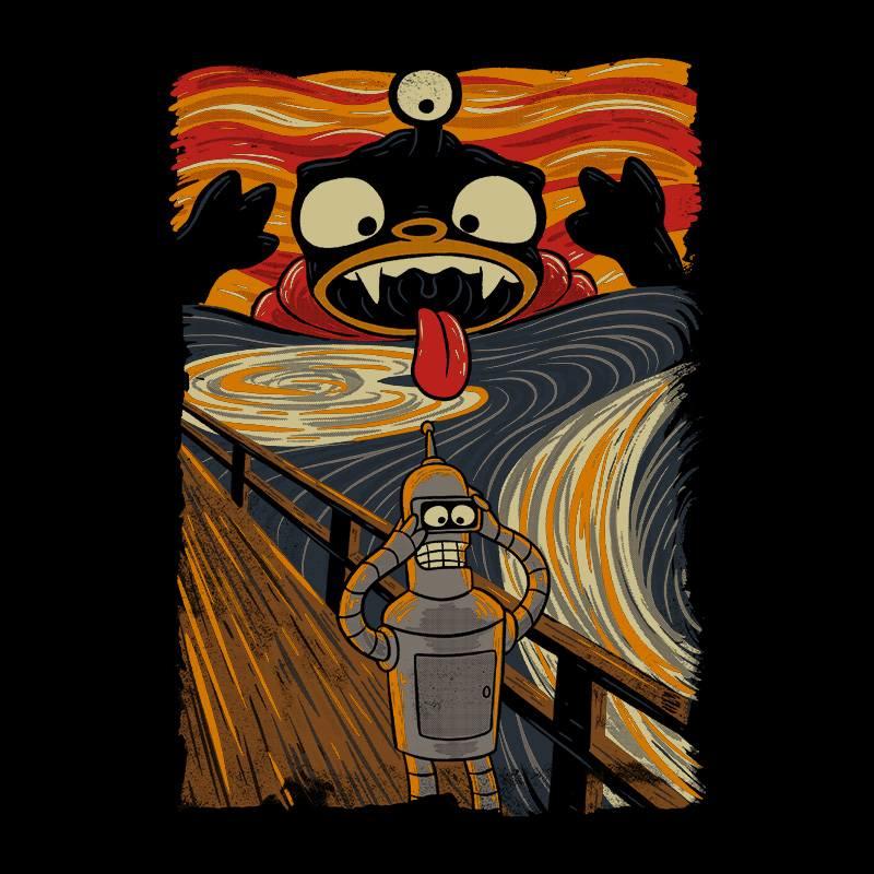 Pampling: Robot Scream
