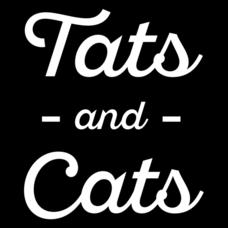 Textual Tees: Tats and Cats