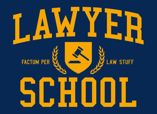 SnorgTees: Lawyer School