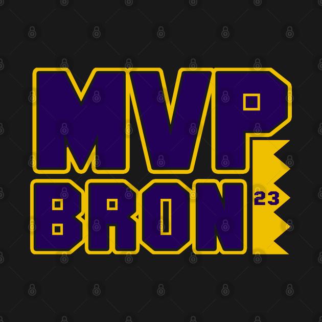 TeePublic: MVP Bron