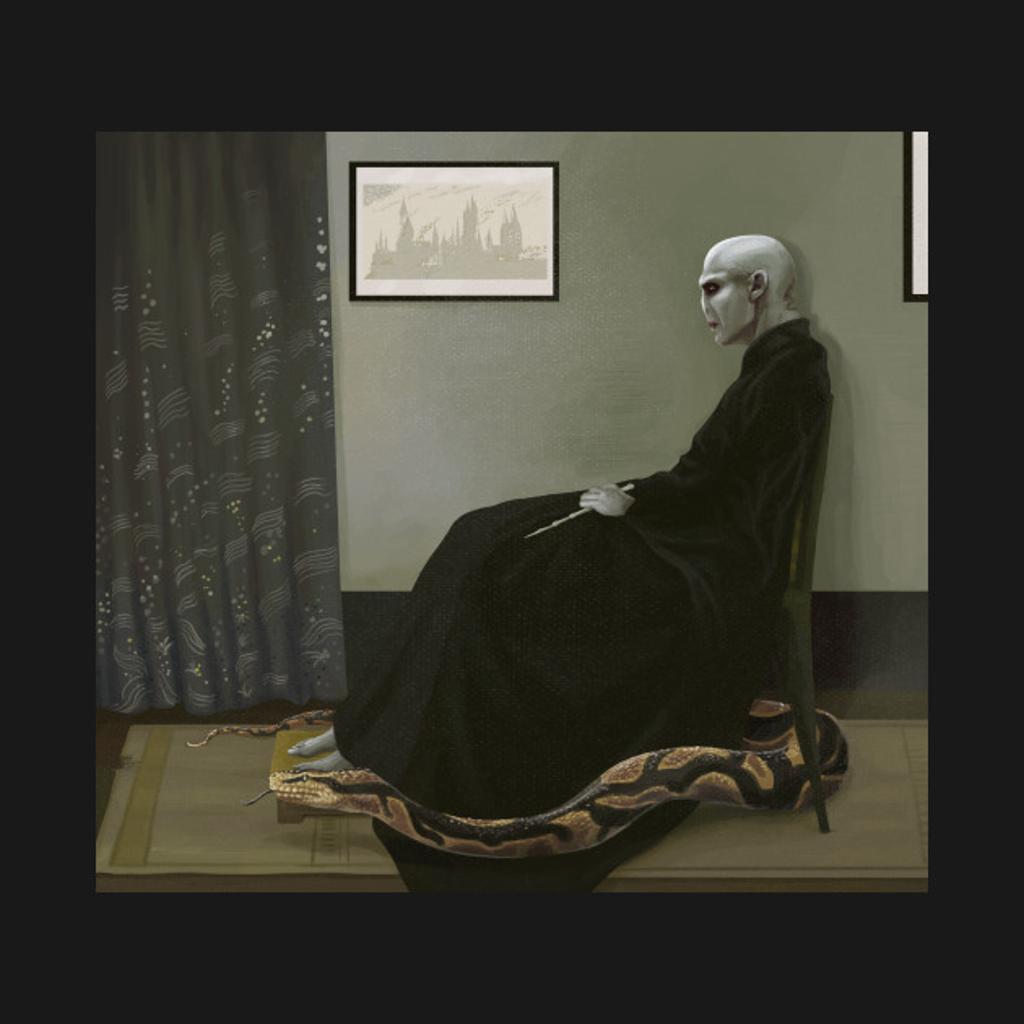 TeePublic: Whistler's DarkLord