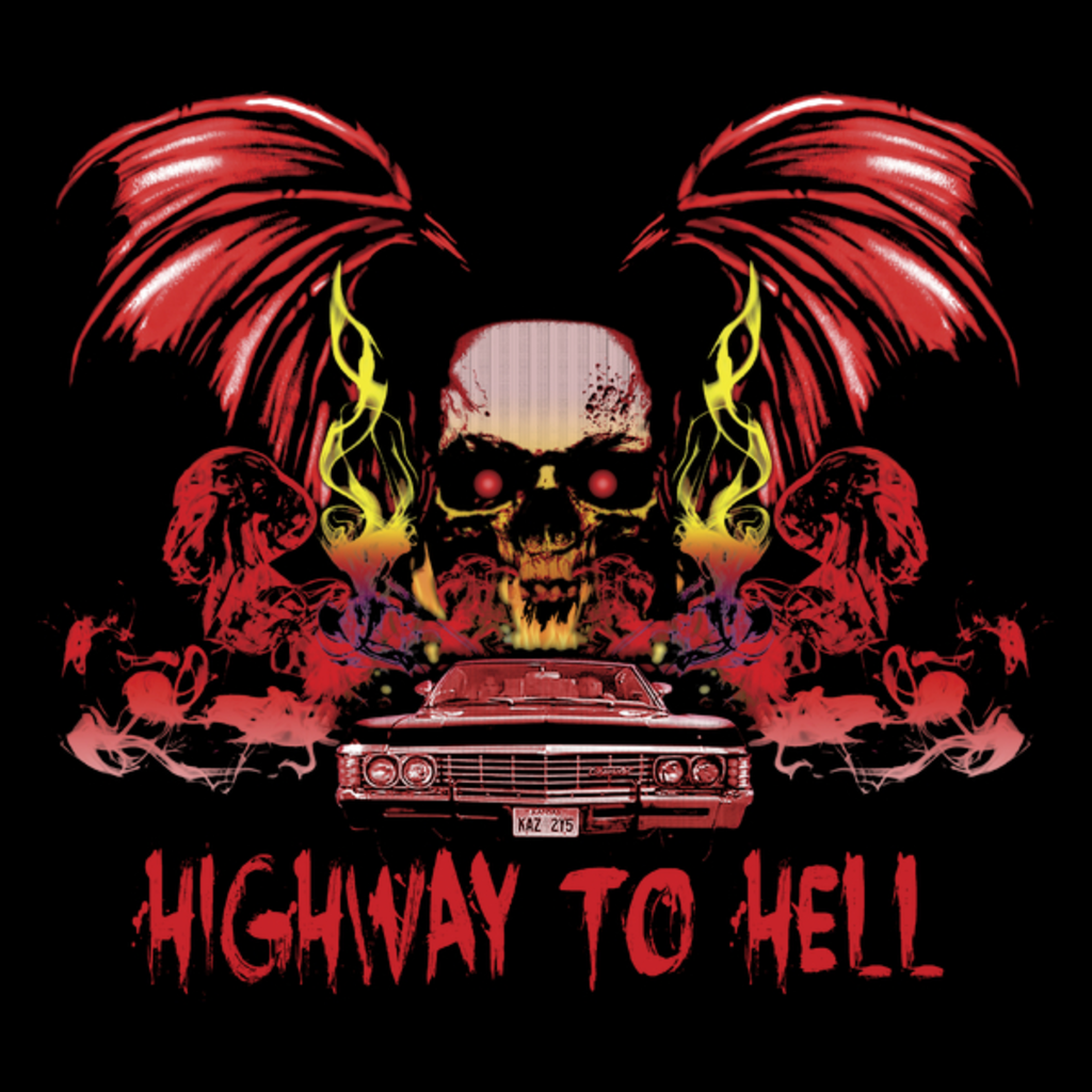 NeatoShop: Highway To Hell - Colour