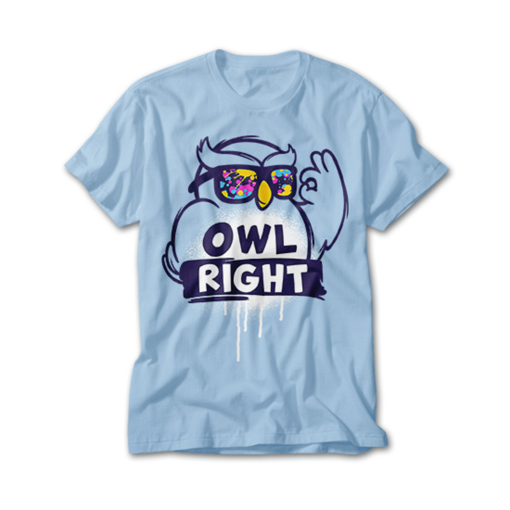 OtherTees: Owl right