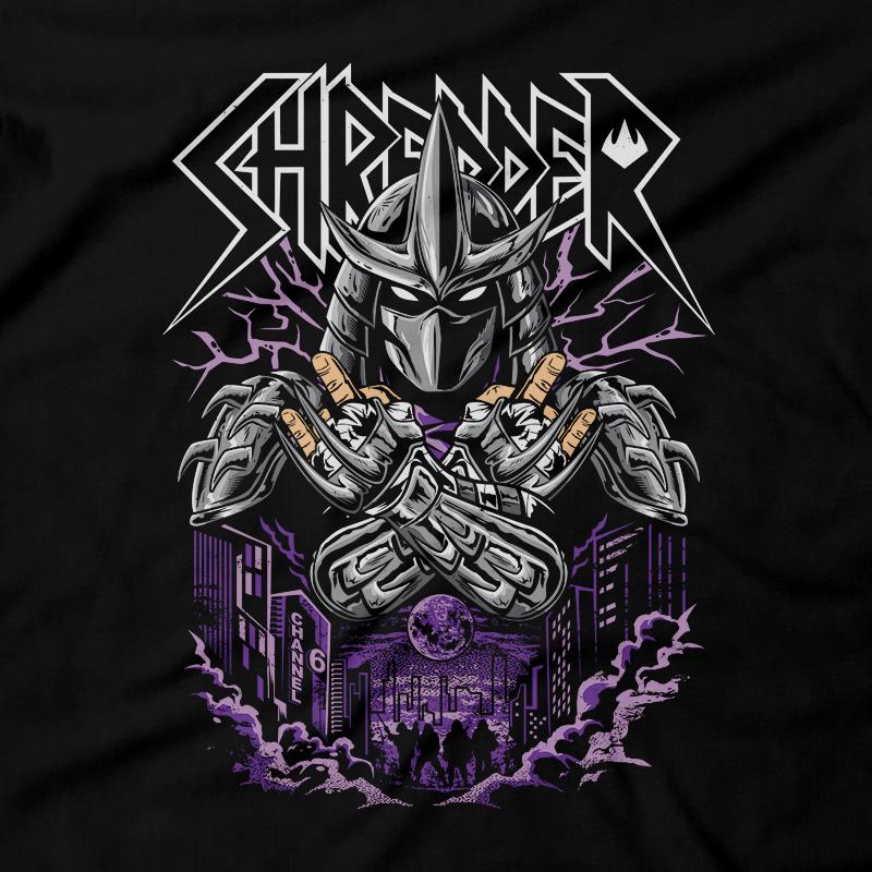 Draculabyte: The Shredder