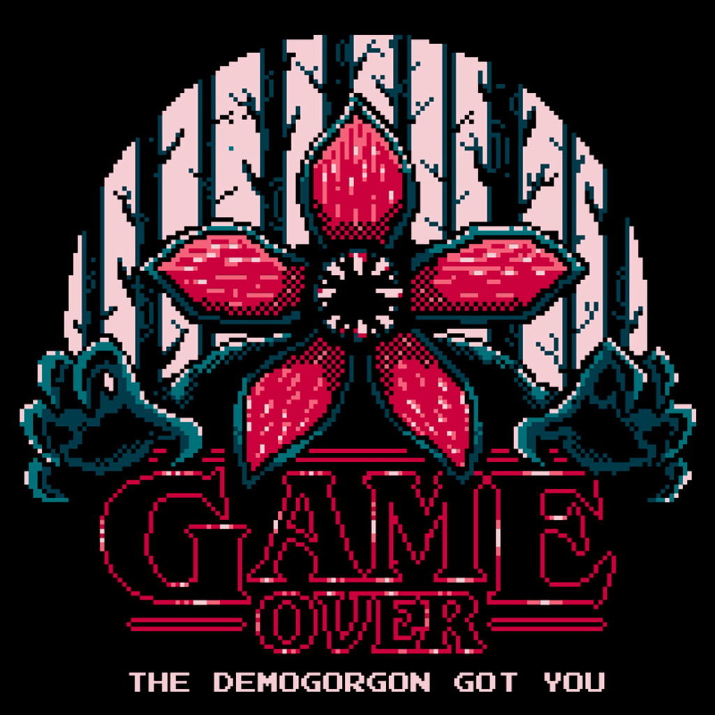 Pampling: Demogorgon got you