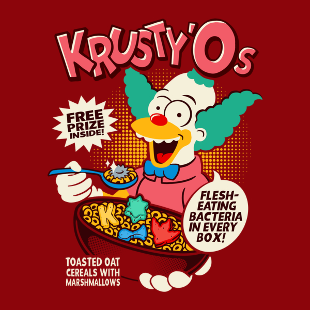 NeatoShop: Clown Cereals