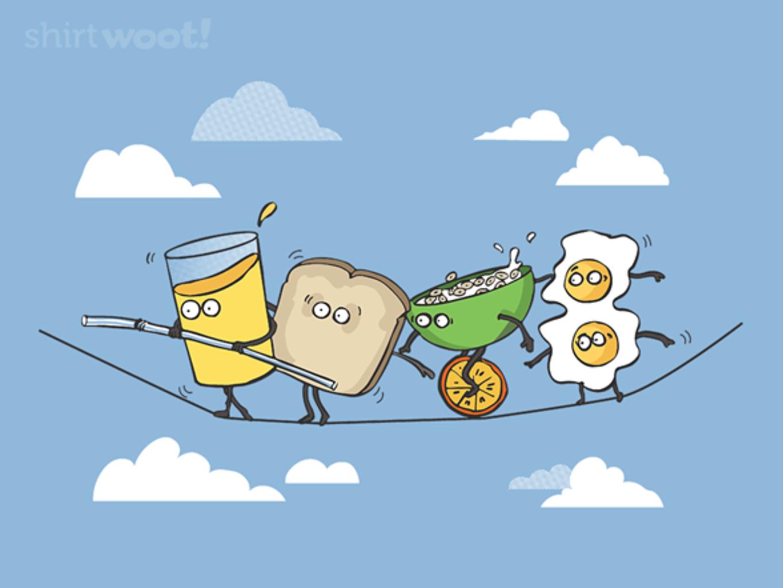 Woot!: Balanced Breakfast