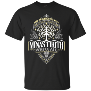 Pop-Up Tee: Minas Tirith
