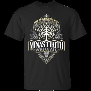 Pop-Up Tee: Minas Tirith