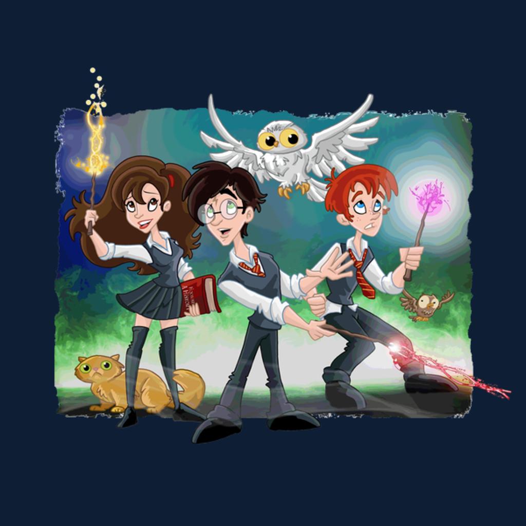 NeatoShop: Potter