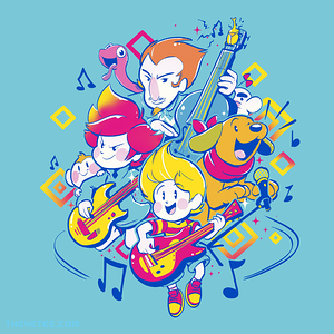 The Yetee: Combo Concert