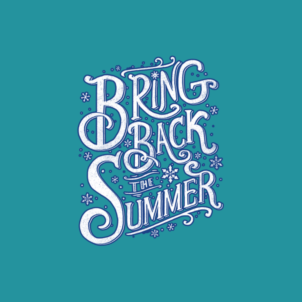 NeatoShop: Bring Back the Summer