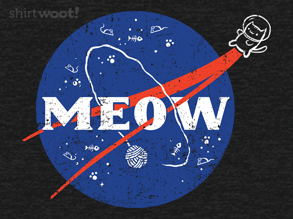 Woot!: Meow Control to Major Tom