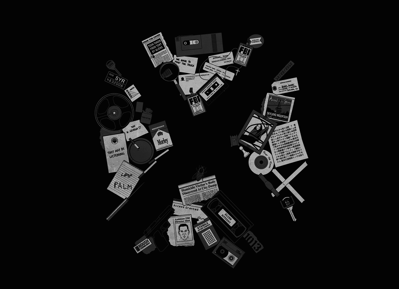 Threadless: CLUES and CONNECTIONS