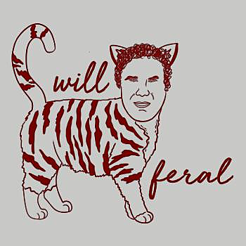 BustedTees: Will Feral Cat