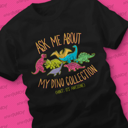 ShirtPunch: Dino Collection