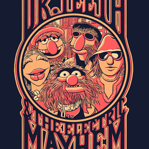 Qwertee: Dr. Teeth
