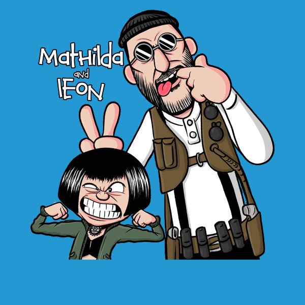 NeatoShop: Mathilda & Leon