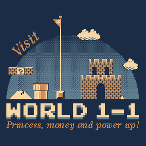 Wistitee: World 1-1