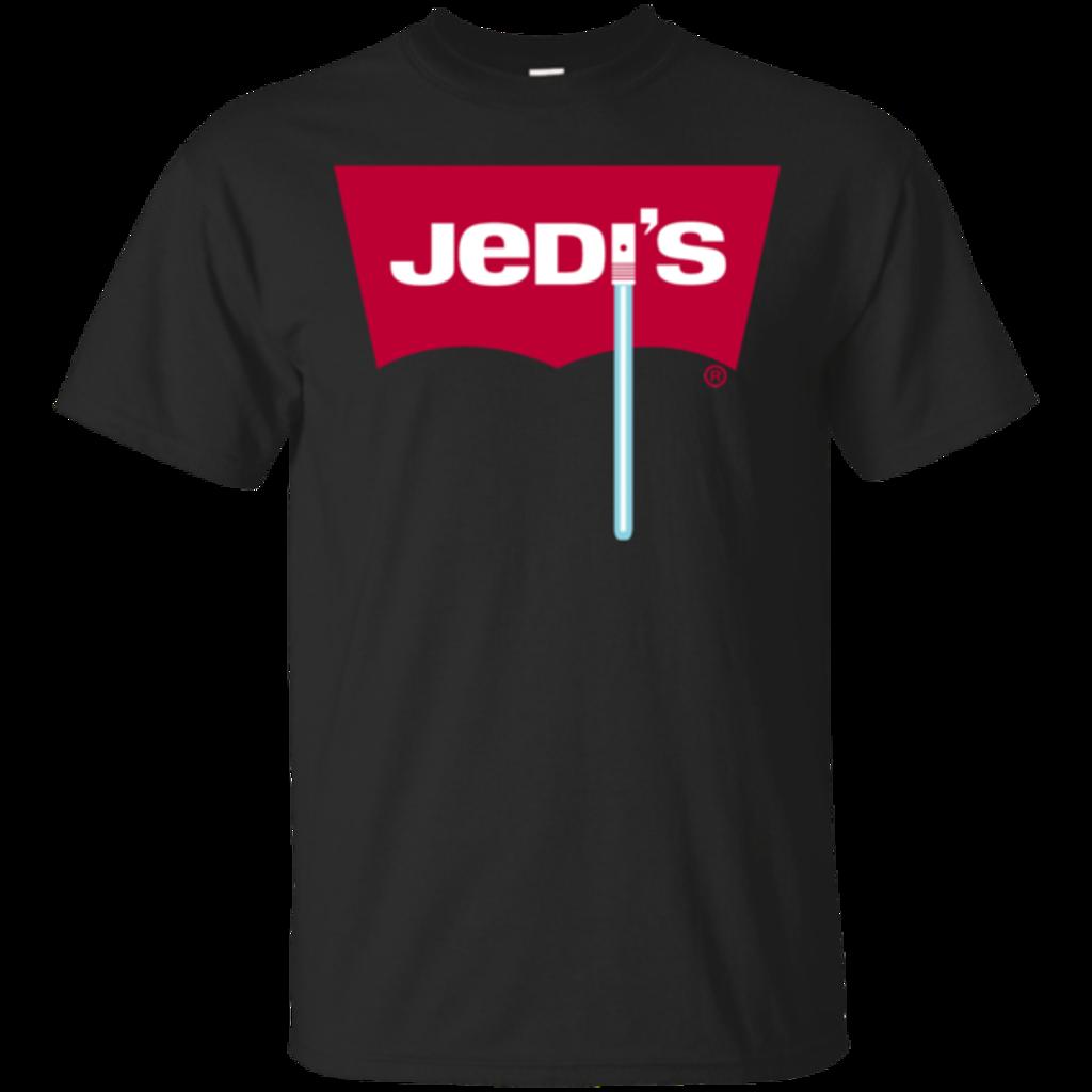 Pop-Up Tee: Jedi's
