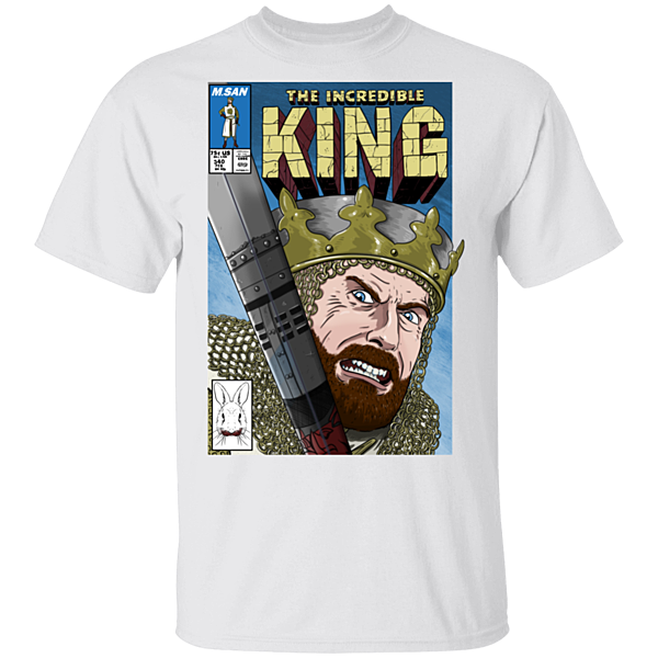 Pop-Up Tee: The Incredible King