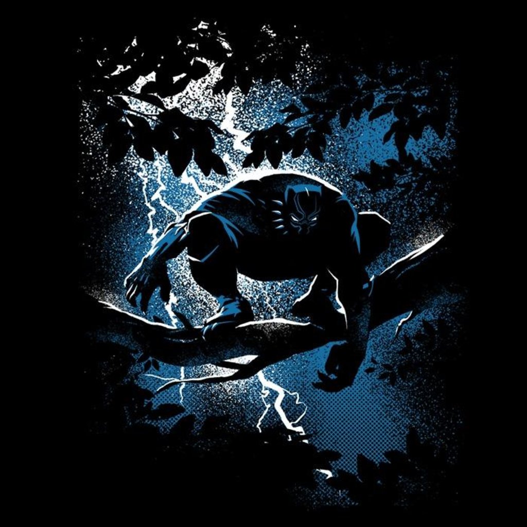 Once Upon a Tee: The Dark Panther Returns
