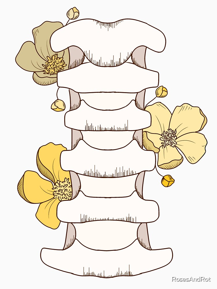 RedBubble: Spineless