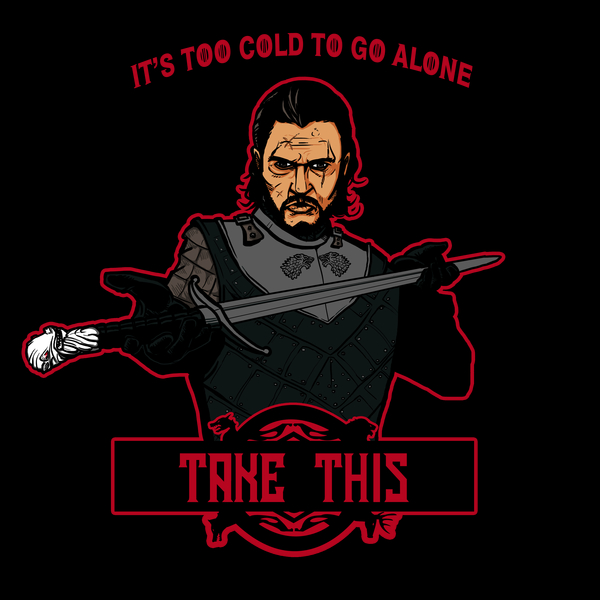 NeatoShop: Too Cold to go Alone