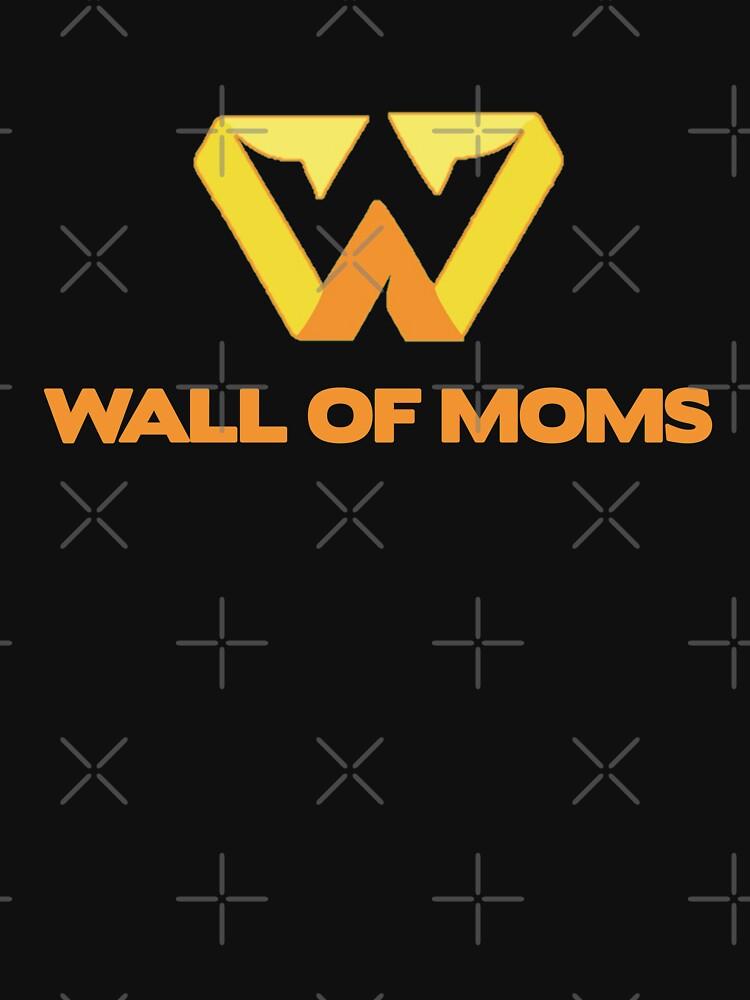 RedBubble: Wall of moms symbol