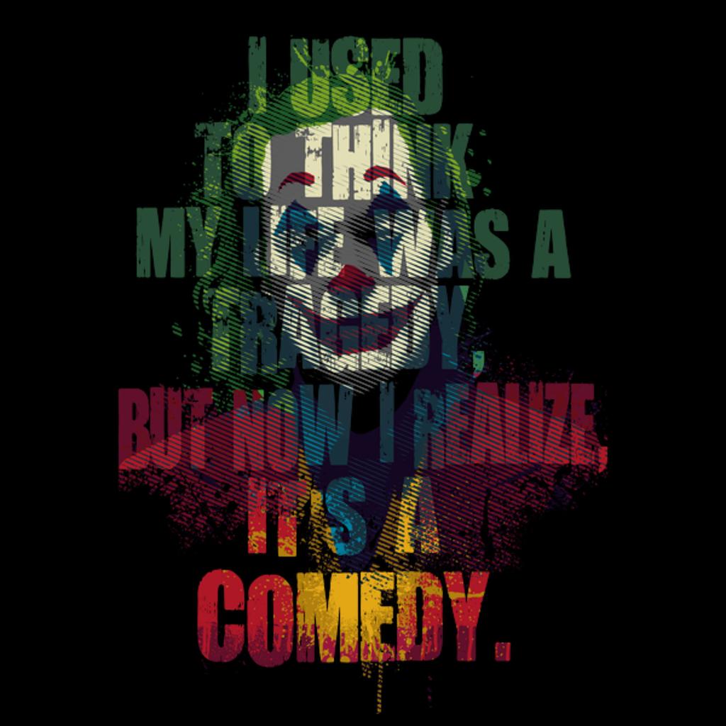 NeatoShop: Tragedy Comedy