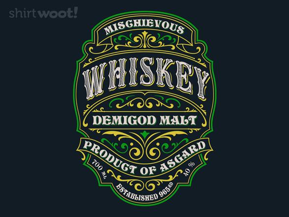 Woot!: Mischievous Whiskey