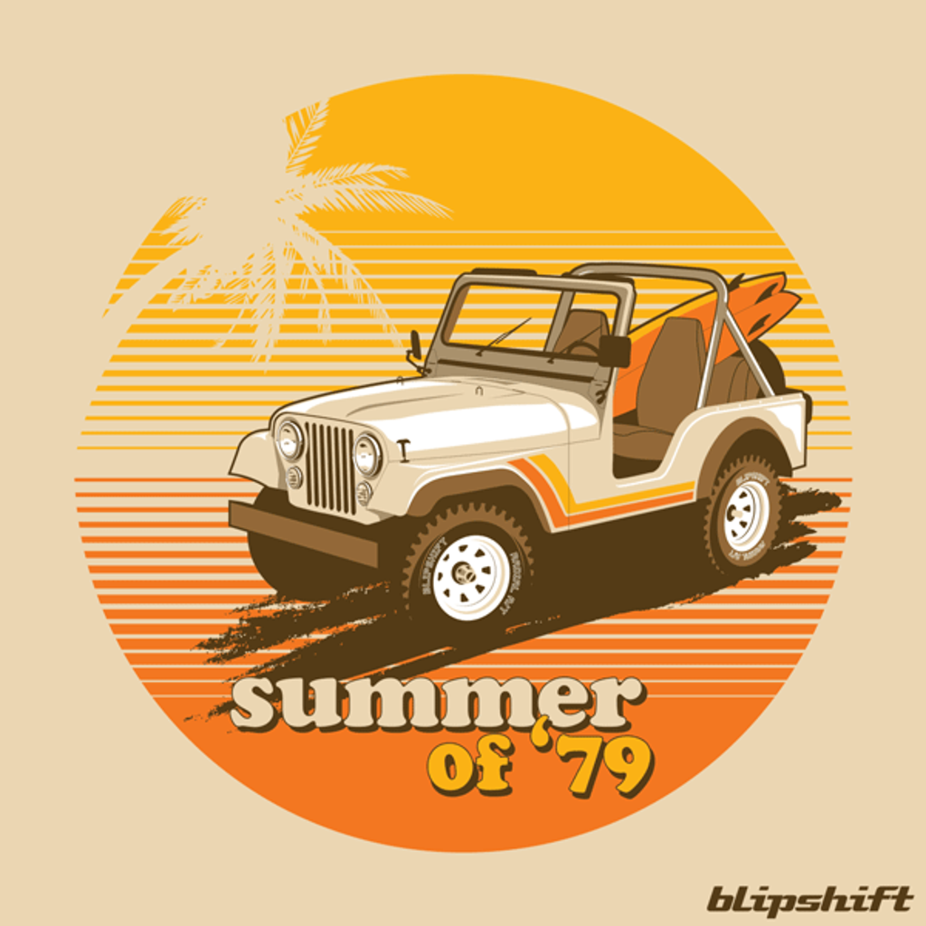 blipshift: Beachin