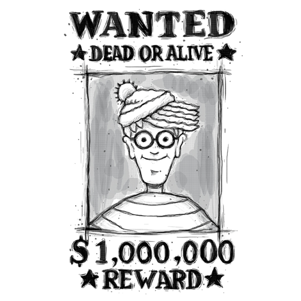 Pampling: Wanted Waldo