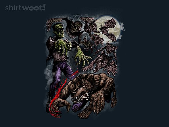Woot!: VICIOUS CIRCLE