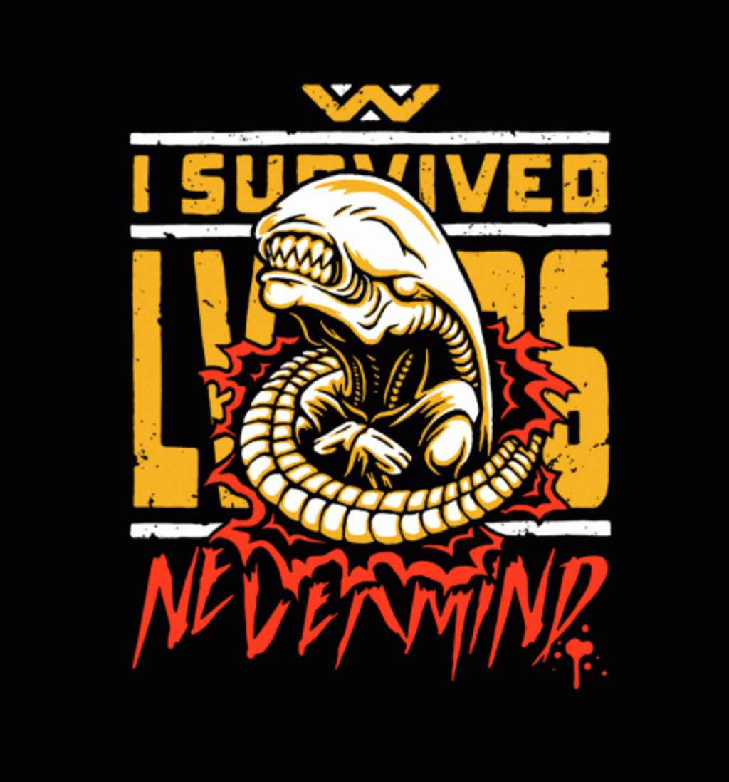 BustedTees: I Survived LV-426