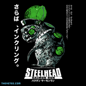 The Yetee: STEELHEAD