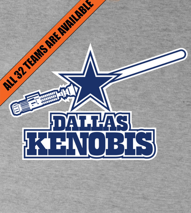 Shirt Battle: Dallas Kenobis