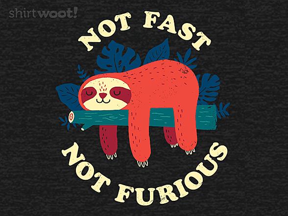 Woot!: Not Fast, Not Furious Remix