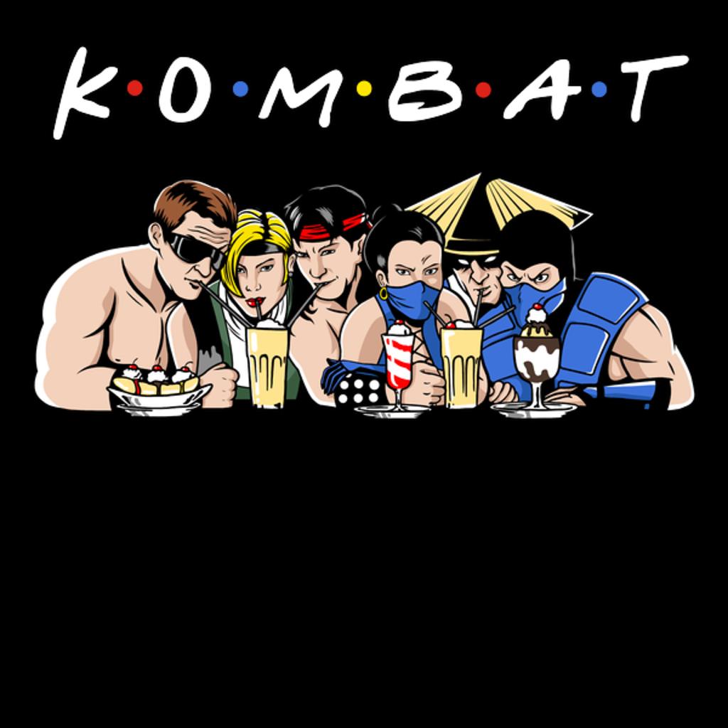NeatoShop: Kombat Friends