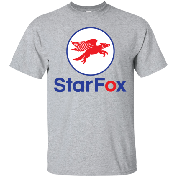 Pop-Up Tee: Starfox