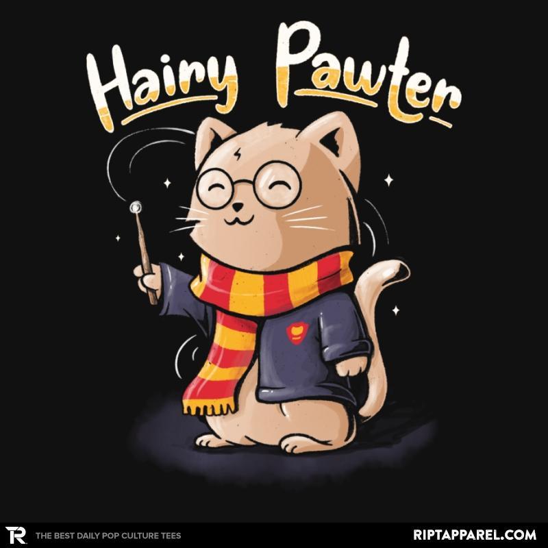 Ript: Hairy Pawter