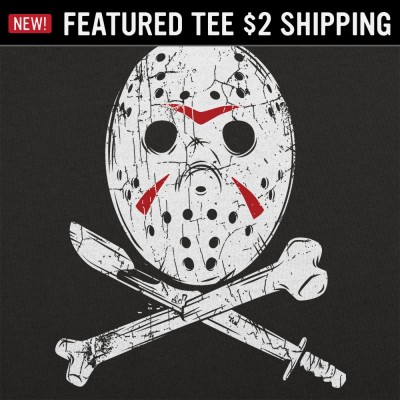 6 Dollar Shirts: Hockey Mask