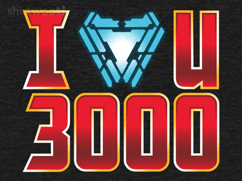 Woot!: I <3 U 3000