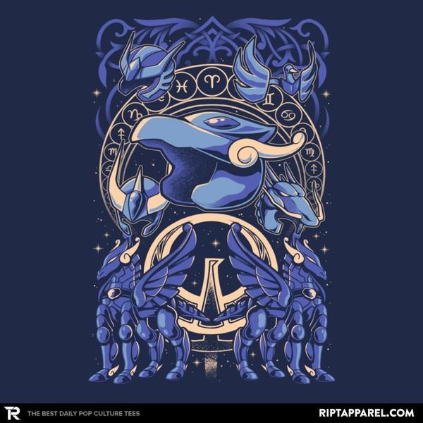 Ript: Blue Seiya
